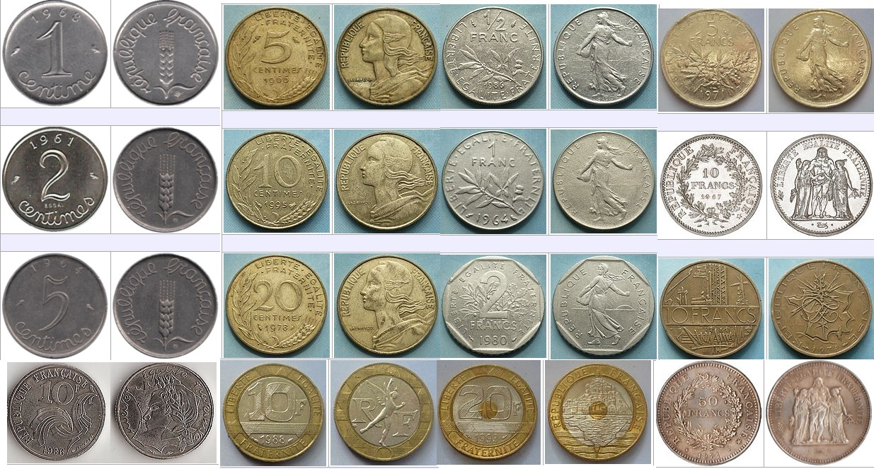 Монеты франции до евро 5 копеек 1802 км