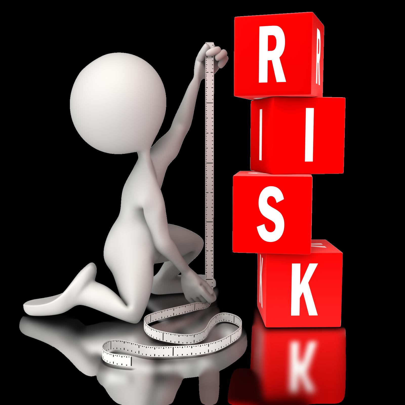 Финансовые риски картинка для презентации