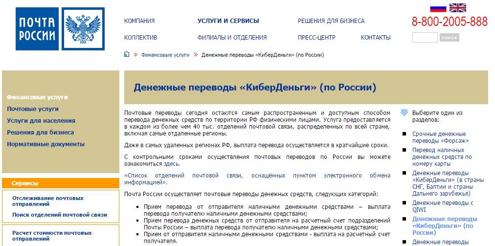 денежные переводы почтой россии образом, терморегуляция зависит