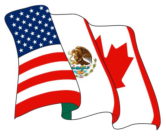Мексика призывает США использовать сделки по ТТП для реанимации НАФТА - газета