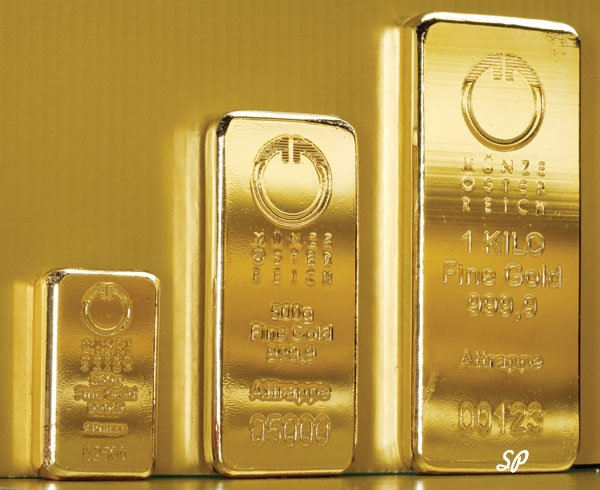 Сколько стоит грамм золота из пробы