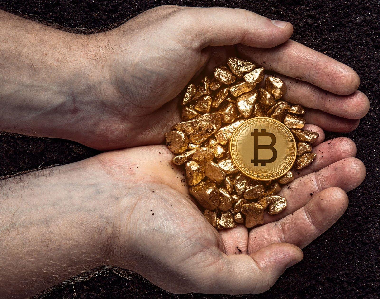 Bitcoin становится цифровым золотом