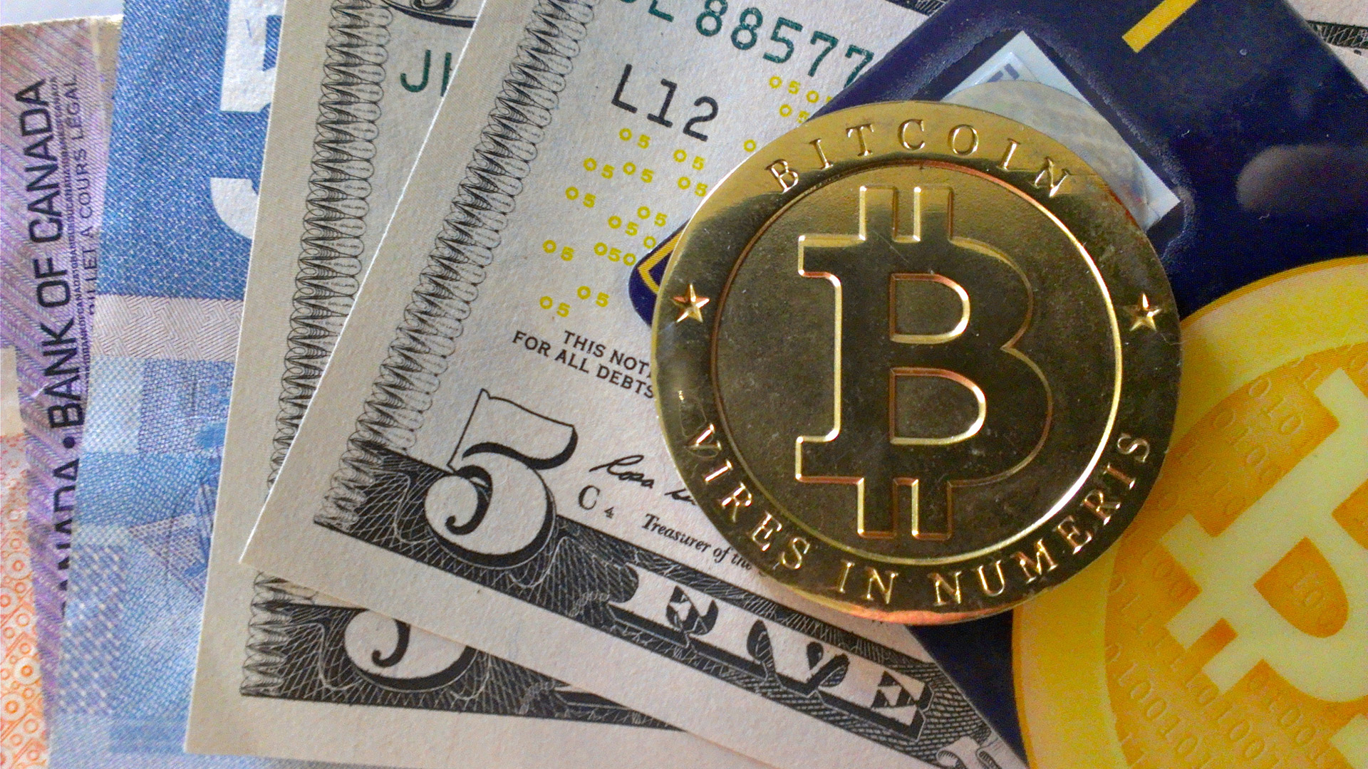 криптовалюта биткоин кошелек
