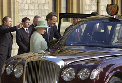 Rolls-Royce: Чистокровный британский аристократ