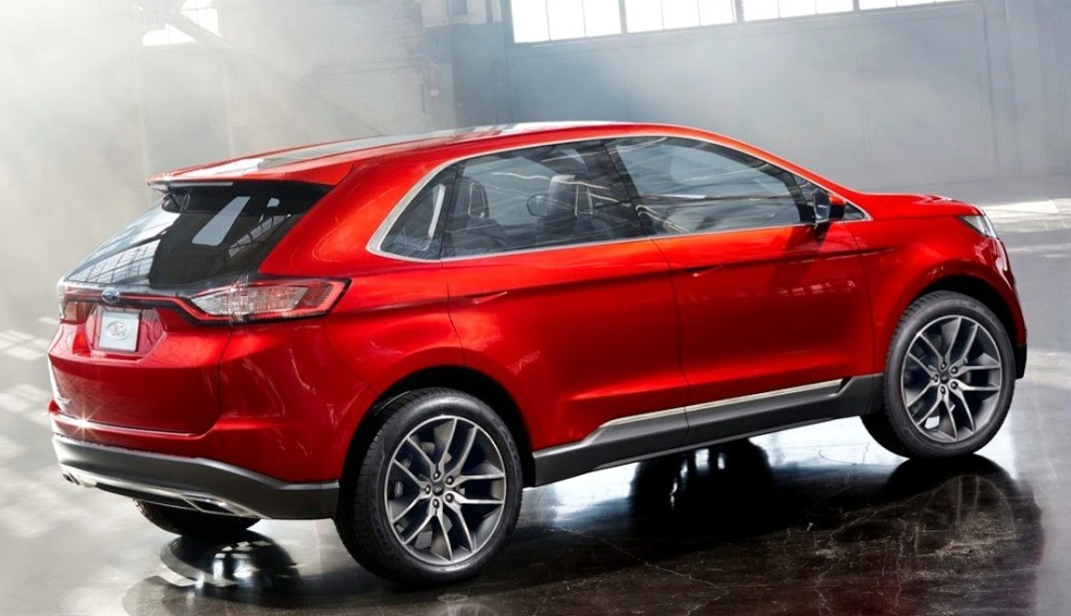 Новый Форд Куга 2016-2017 цена фото видео, Ford Kuga ...