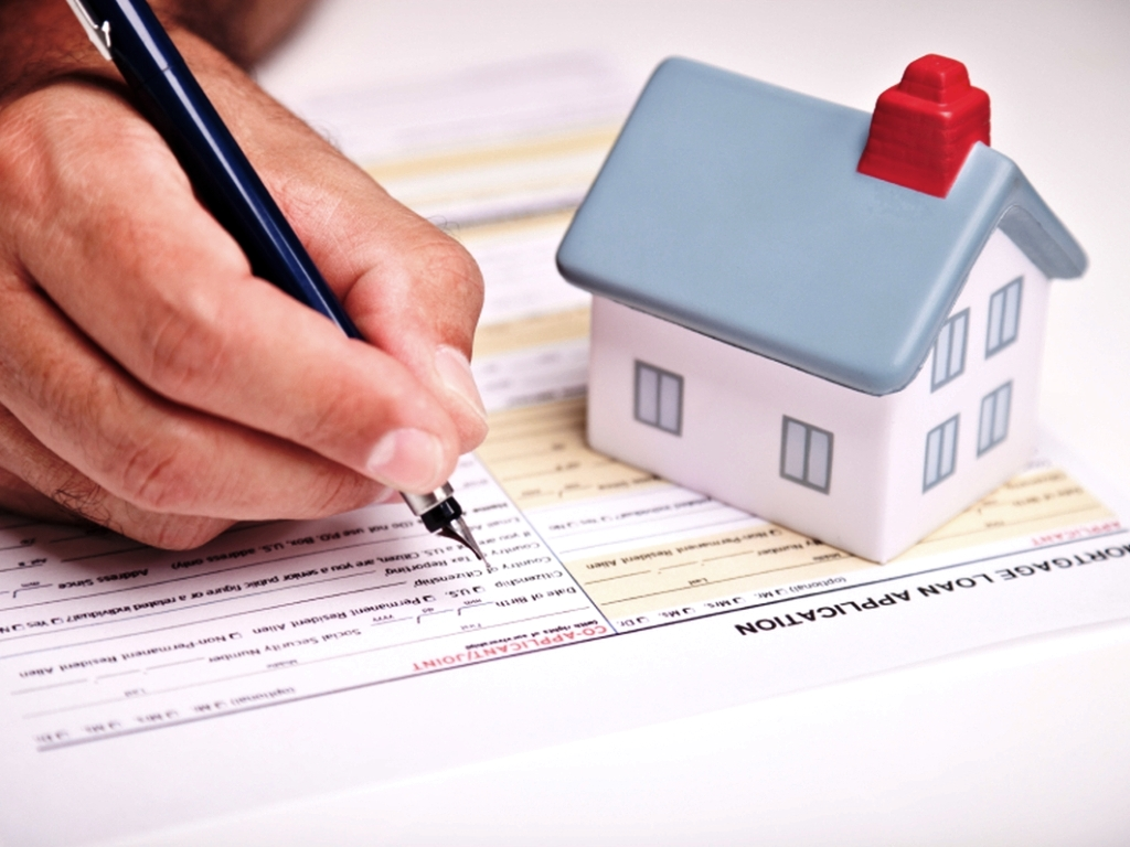 Денежный займ под залог недвижимости
