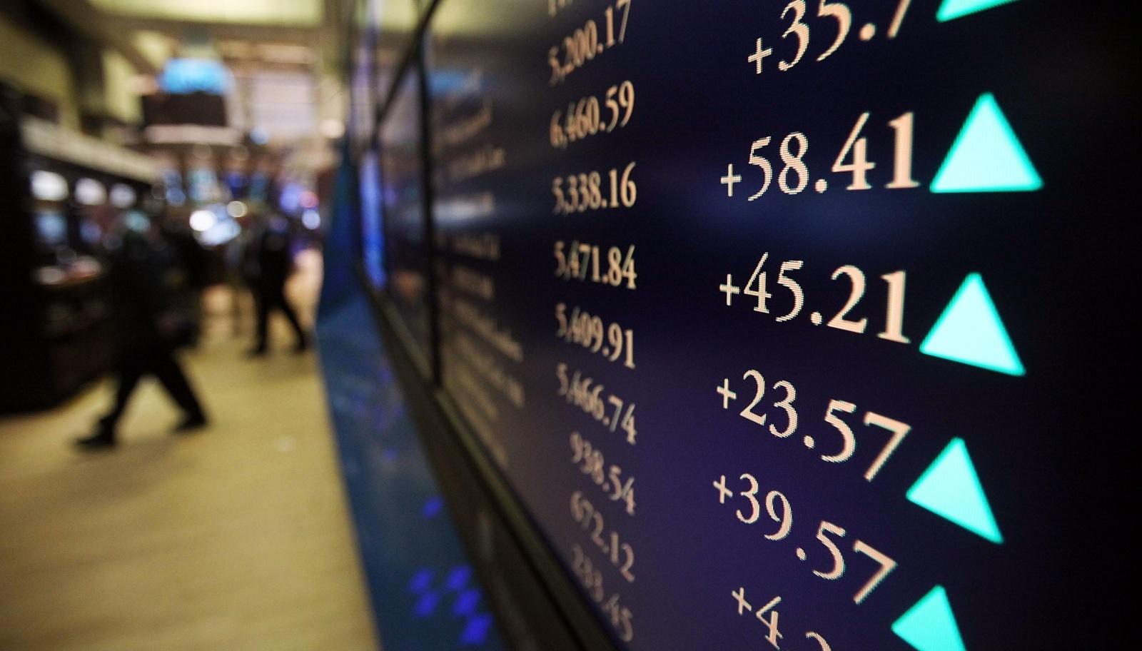 Фондавый рынок