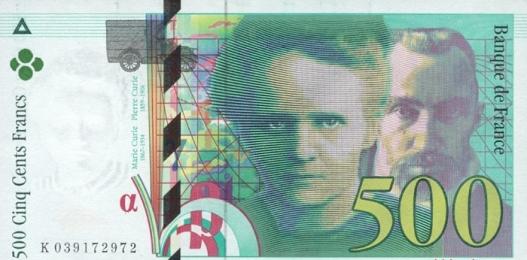 Валюты: Французский франк (FRF)