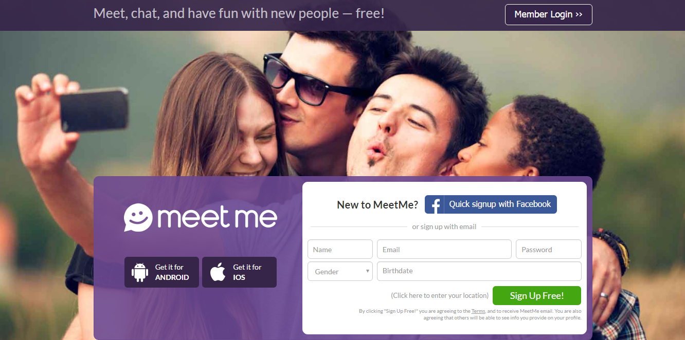 local dating for free
