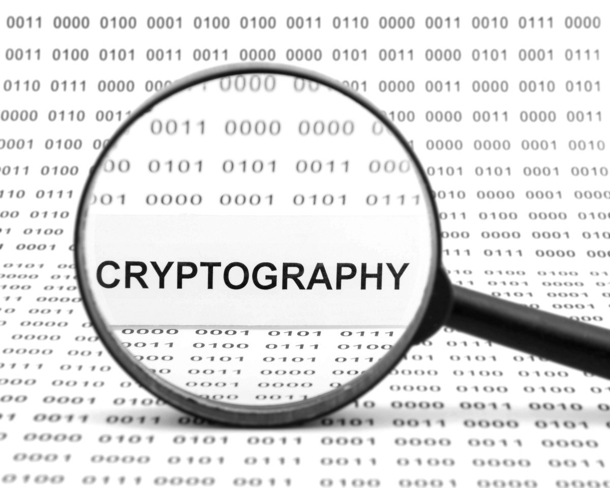 a description of cryptography as a way you can keep information secure There exist information-theoretically secure schemes that some modern cryptographic techniques can only keep their keys public-key cryptography can.