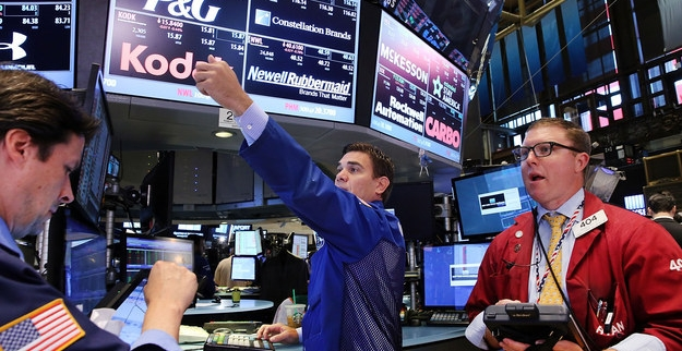 Work on Wall Street: Лучшие акции NYSE за неделю