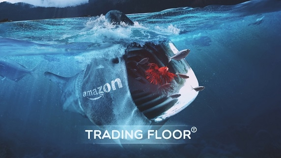 Trading Floor Review 75 – Amazon наступает